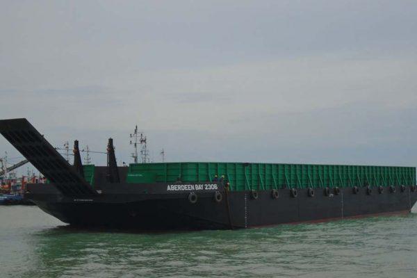 Deck Cargo Barge Aberdeen Bay 2307 (BV)
