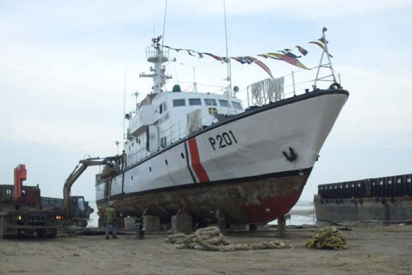 Patroli Vessel (BC&KPLP)